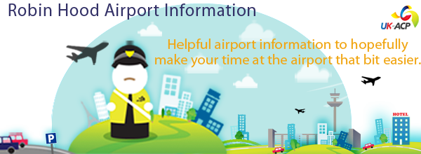 Doncaster Robin Hood Airport Information