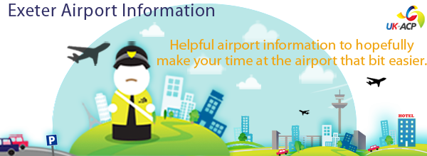Exeter Airport Information