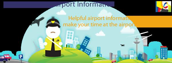 Leeds Bradford Airport Information