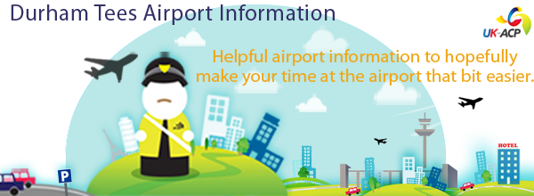Durham Tees Airport Information