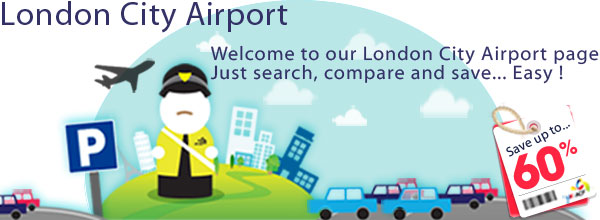 Welcome to London City Airport