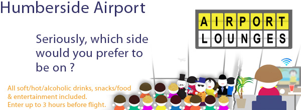 Humberside Airport Lounges
