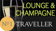 No1 Lounge, Heathrow T3 â?? Champagne Package
