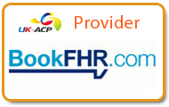 FHR Provider to UKACP