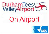 Durham Tees Valley On Airport Car Park,