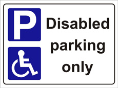 Disabled Airport Parking