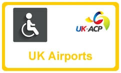 UK airports and their special assistance services