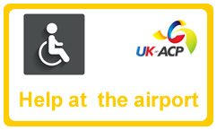 Help at the Airport for Disabled Travellers
