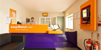 easyHotel at Heathrow Airport