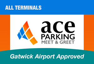 Ace Meet and Greet Parking at Gatwick Airport
