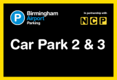 Car Parks 2 and 3