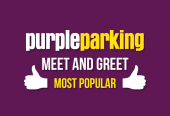 Purple Parking Meet and Greet North