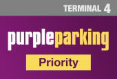 Purple Parking Park and Ride T4 Priority