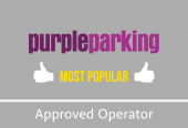 Purple Parking Park and Ride T5