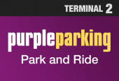 Purple Parking Park and Ride T2