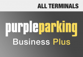 Purple Parking Business Plus - Return Greet