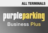Purple Parking Business Plus - Return Greet