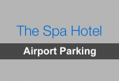 Parking at the Spa hotel