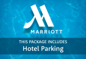 Aberdeen Marriott with parking at the hotel