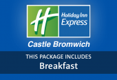 Express by Holiday Inn Castle Bromwich with breakfast