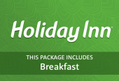 Holiday Inn and breakfast