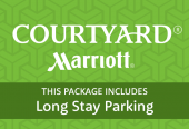 Courtyard by Marriott West with Long Stay Parking
