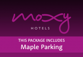 Moxy with Maple Parking Meet and Greet