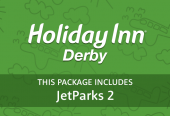 Holiday Inn Derby with JetParks 2