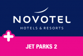 Novotel Nottingham Derby with parking at Jet Parks 2