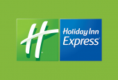 Express by Holiday Inn with parking at Flyparks
