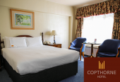 Copthorne with parking at the hotel