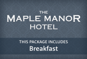 Maple Manor with breakfast
