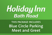 Holiday Inn Bath Road with Drivefly Meet & Greet