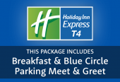 Holiday Inn Express T4 with DriveFly Meet & Greet
