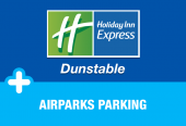 Express by Holiday Inn Dunstable with breakfast and parking at Airparks