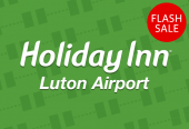 Holiday Inn with parking at Airparks