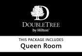 Hilton with Queen Plus room