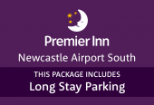 Premier Inn Newcastle Airport South with Long Stay Parking