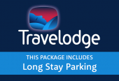 Travelodge with parking at Long Stay