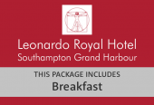 Leonardo Royal Hotel, Grand Harbour with breakfast