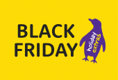 Black Friday - Express by Holiday Inn, hotel parking & breakfast