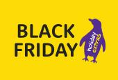 Black Friday - Express by Holiday Inn, hotel parking & breakfast