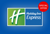 Special Offer - Holiday Inn Express, hotel parking & breakfast