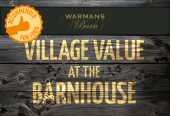 Warman's Barn