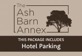 Warman's Barn with parking