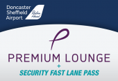 Premium Lounge with Fast Track Security