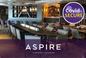 Aspire lounge - New