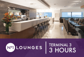 No. 1 lounge - Terminal 3