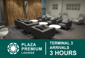 Plaza Premium T3 Arrivals