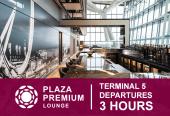Plaza Premium T5 Departures